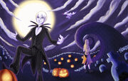 Bleach this is halloween by touchedvenus-d4fdqr3