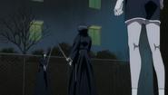 Rukia Kuchiki vs. Reigai-Rukia Kuchiki & Reigai-Nemu Kurotsuchi