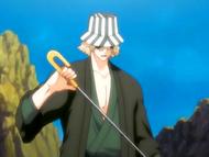 O19 Kisuke z zapieczętowanym mieczem