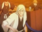 Ukitake dispuesto a destruir el Soukyoku