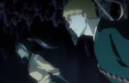 246Ichigo and Yoruichi discuss