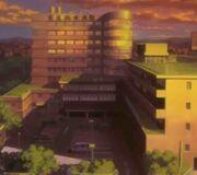Hospital - Outside