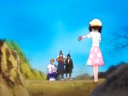 O18 Ichigo odmawia Jincie, Kisuke i Tessaiowi walki z Ururu