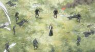 BDDR- Ichigo rodeado por las Fuerzas Especiales