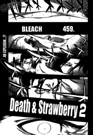 Chapter 459 Cover