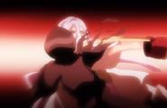 Rukia saves Sode no Shirayuki