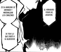 Aizen le dice a Isshin el verdadero poder del Hougyoku