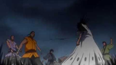 Bleach ending 3 - (11º Escuadron)