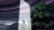 O252 Byakuya używa Danku