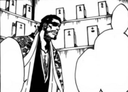 Shunsui diangkat menjadi KK
