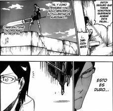 Ishida analizando la situación
