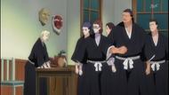 Izuru refuses to let them leave