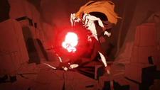 Hollow de Ichigo lanza un cero contra Ulquiorra
