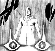 Aizen's Reiatsu is sealed