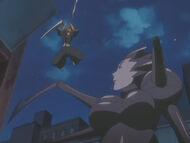 Ichigo vs. Dalk