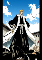 Rose ve un monton de cadaveres shinigami