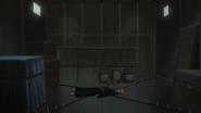Ichigo bound to the floor