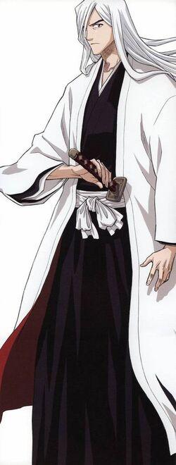 Bleach Props 13th Division Captain Juushirou Ukitake Sword ver 01-4-06