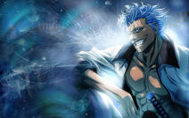 Grimmjow wallpaper
