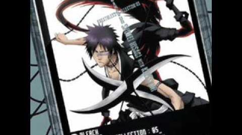 Bleach Breathless Collection - Hisagi & Kazeshini - Talk Session