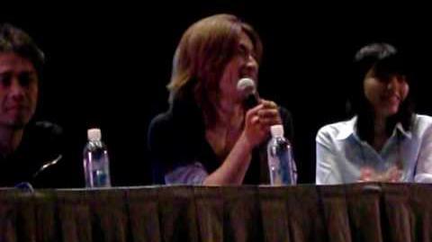 Kawaii-Kon 2010 Japanese Seiyuu Panel (Rukia I love you)