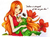 Orihime and nel by quiss-d4yr3ff