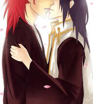 Byaren let s share sakura petal together by ellinot-d77hkwe