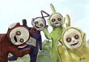 Demon teletubbies