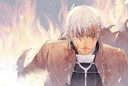 Seikaku's Spiritual Power