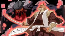 Sajin Zanjutsu