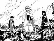 Sei, Hikaru, and Raian