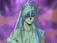 Seireitou's strange form