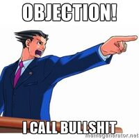 Objection bs
