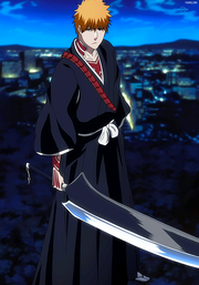 Zangetsu's new Shikai