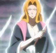 Rangiku's reiatsu
