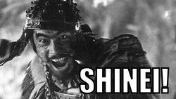 Shinei seven samurai