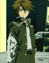 Squad 13 Lieutenant 1. Shinjuro Rengoku