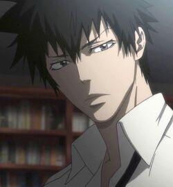 Tetsuo profile blue