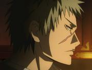 Takashi contemplates