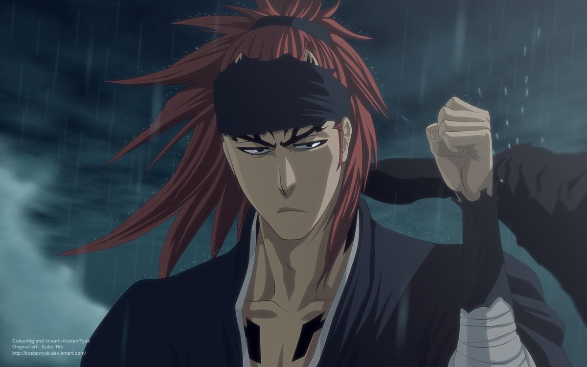 Renji Abarai (Mangetsu20)