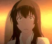 Hikari surprised