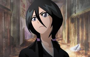 Kuchiki Rukia A.U.