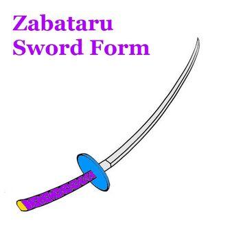 Zabataru Sword