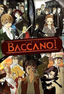 Baccano poster