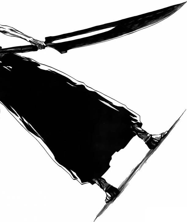 Image - True Zangetsu blade form.png   Bleach Fan Fiction Wiki ...