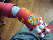 Tsuna glove