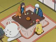 Gintama kotatsu