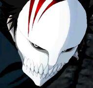 Hisagi's hollow mask