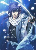 9. Shunsui Kuraku Squad 9 Captain, Chef of the Investigative Task Force