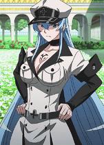 Squad 10 Lieutenant Karina Eclipse 1.